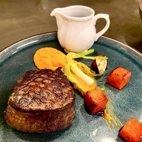 Le Restaurant - JR Bistronomie - Restaurant Menton